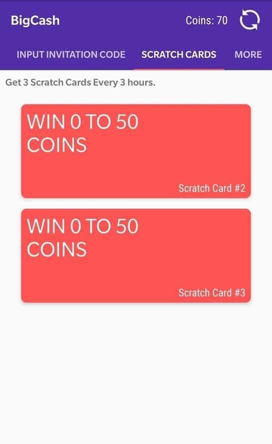 Big Cash APK Download Image