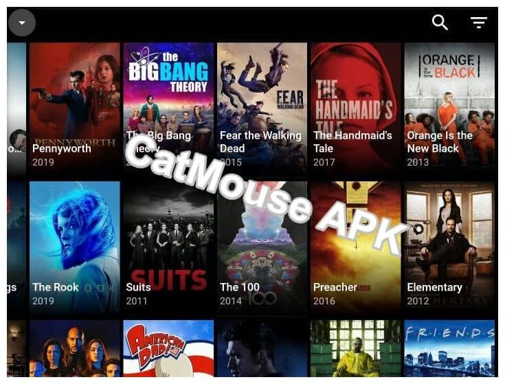 CatMouse APK Download Image