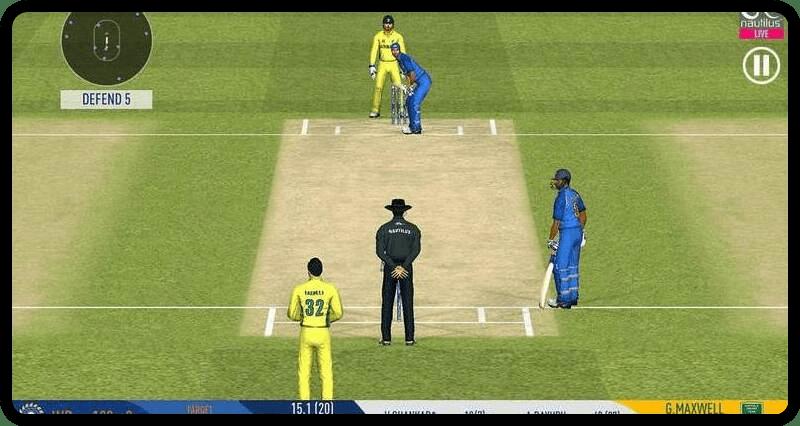 Real Cricket 19 APK Image