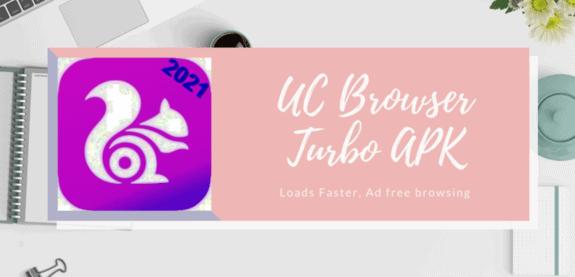 UC Browser Turbo APK Image