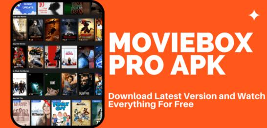 MovieBox Pro APK Download Image