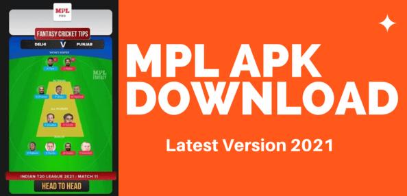 MPL (Mobile premiere League) APK Download