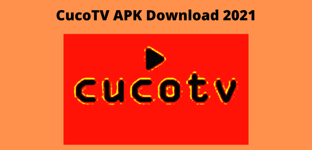CucoTV APK Download Image