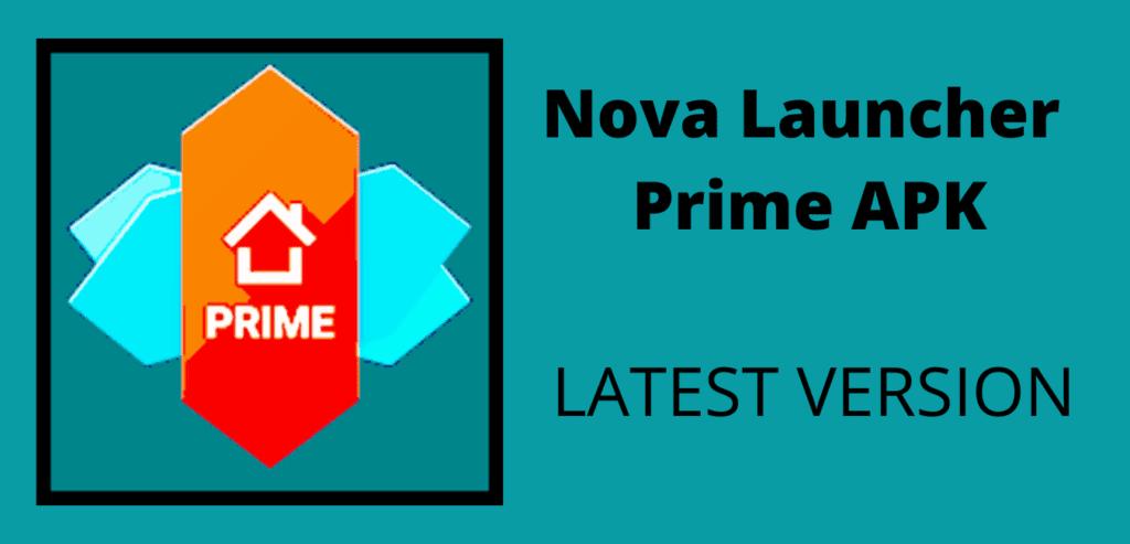 Nova Launcher Prime APK Download Image