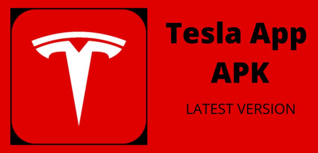Tesla App APK Download Image